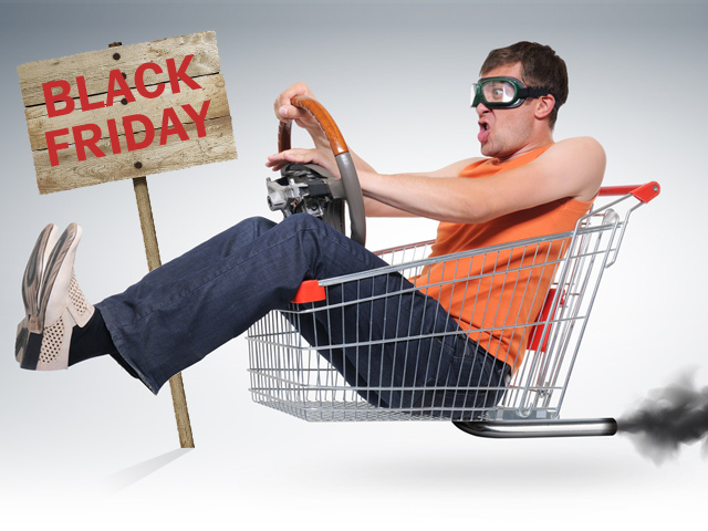 Black Friday & Cyber Monday muovono lo shopping online