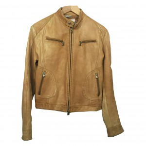NonAprireQuellArmadio-leather-moto jacket