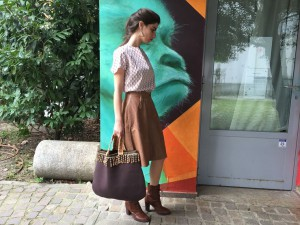 NonAprireQuellArmadio-via Cazzaniga-neoprene-bag-brown