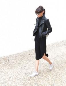 Nonaprirequellarmadio-moto-jacket-leather-black-outfit