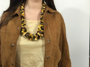 Recycled-necklace-yellow-worn