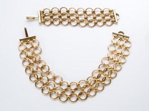 round bracciale e collier