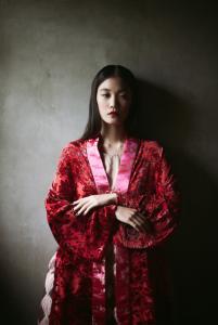 in foto: Angela Xu Ph: Monia Merlo